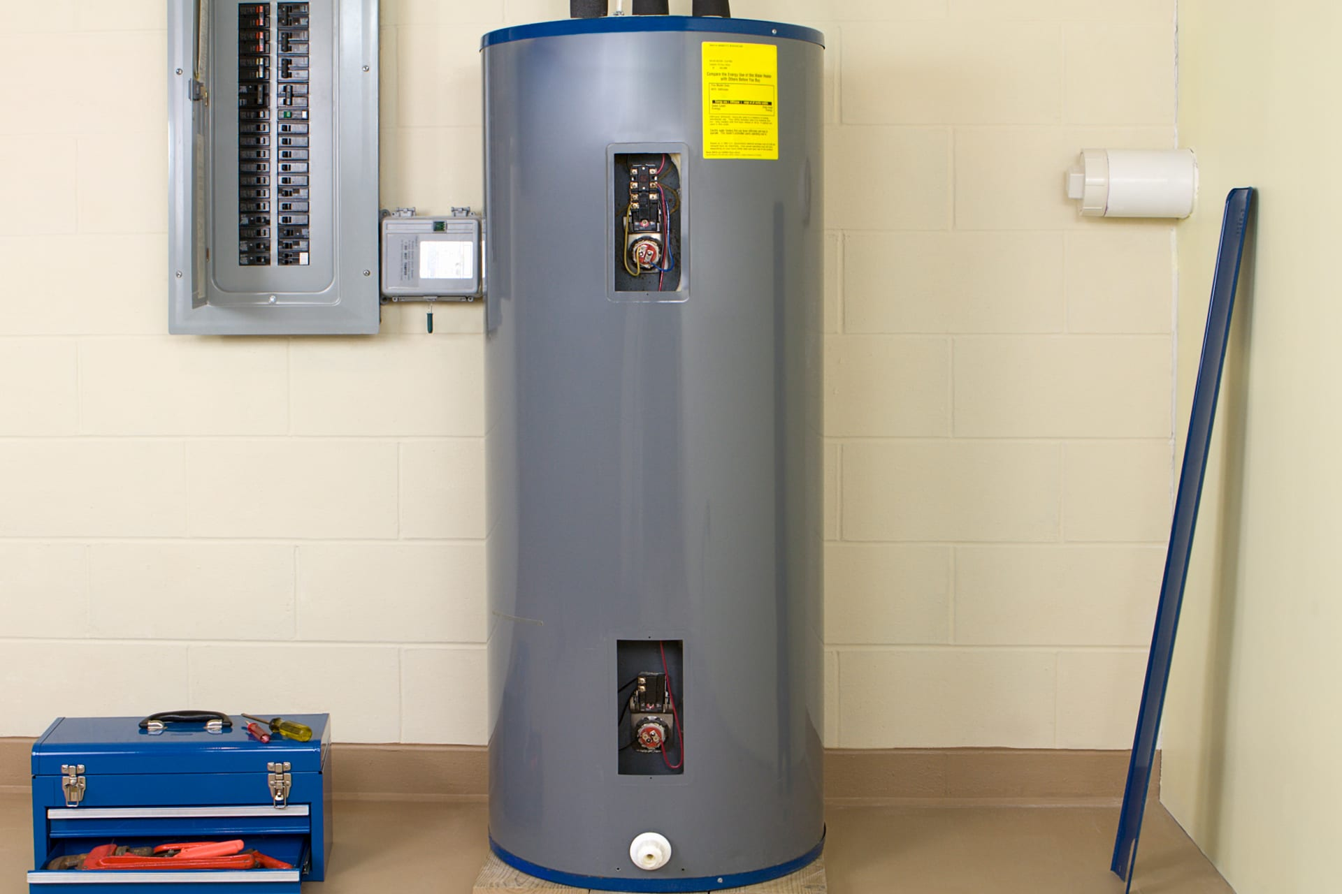 $50 OFF Water Heater Installation